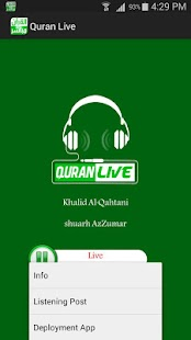 Quran Live- screenshot thumbnail