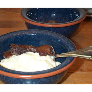 Tapioca Date Pudding
