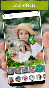 PiP camera. Picture in picture collage maker - náhled