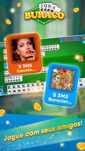 Buraco ZingPlay - Jogo de Cartas apkslow screenshots 2