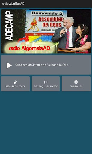 rádio AlgoMaisAD