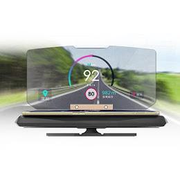 Suport de parbriz cu reflexie pentru telefon sau GPS