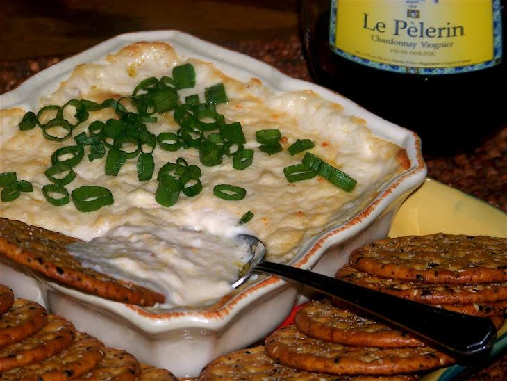 Happy Hour Friday! Creamy, Cheesy Crab Dip Recipe