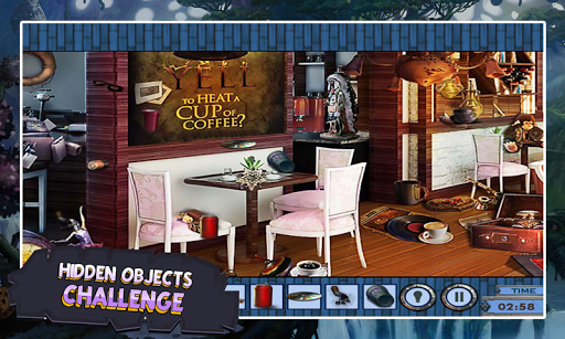 Challenge Hidden Objects Game