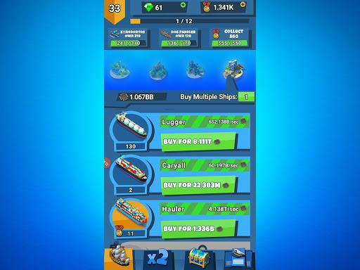 Idle Ship Tycoon: Port Manager Simulator apkdebit screenshots 6