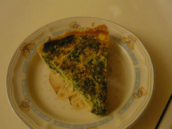 Best Ever Spinach Quiche Recipe