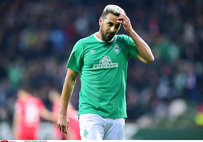 Claudio Pizarro va aider le Werder jusqu'au bout