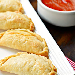 Pepperoni Pizza Hand Pies Recipe