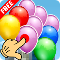 Boom Balloons (3 match and pop) icon