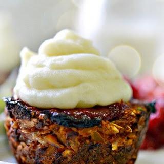 Vegan Meatloaf Cupcakes.