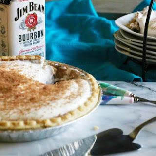 Bourbon Chocolate Cream Pie