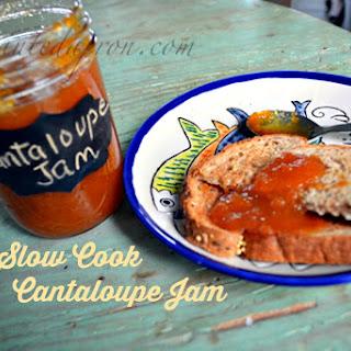 Take-out Tuesday, Slow Cook Cantaloupe Jam.