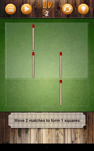 Battle Matchstick Puzzle
