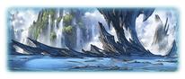 アウギュステ大瀑布