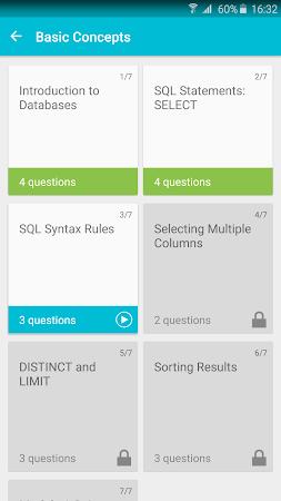 Learn SQL 3.0.3 screenshot 262650
