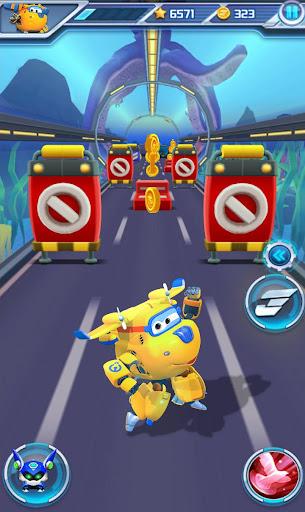 Super Wings : Jett Run 2.9.1 screenshots 6