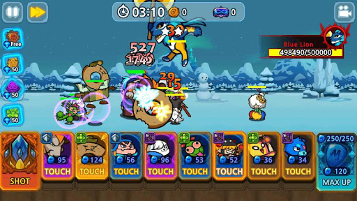 Monster Defense King 1.1.10 screenshots hack proof 2