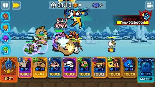 Monster Defense King MOD Apk (Unlimited Stones) 2