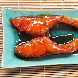 Teriyaki Salmon.