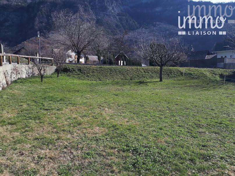 Vente terrain à batir  520 m² à Hermillon (73300), 46 000 €