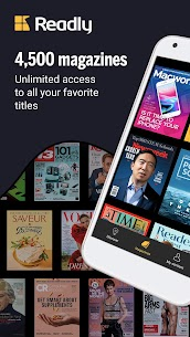 Readly – Unlimited Magazine Reading 1