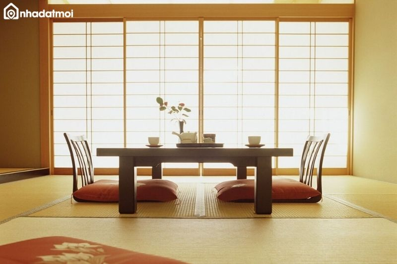 Đơn giản trong thiết kế nội thất