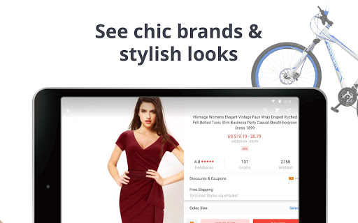 AliExpress Shopping App - Coupon For New User screenshot 16