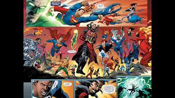 Screenshot of DC Comics