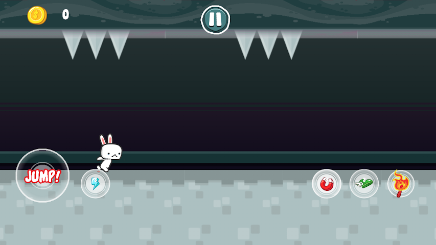 android Spooky Bunny Screenshot 3