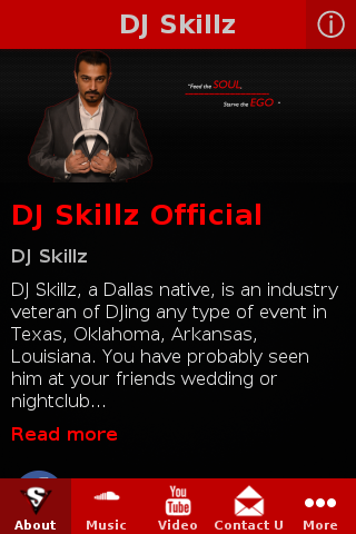 DJ Skillz Official App- screenshot