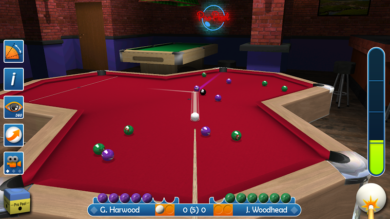 Pro Pool 2018 Screenshot 13