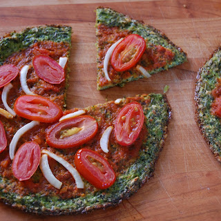 Broccoli Pizza Crust