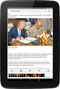 Daily News Egypt - Official- screenshot thumbnail