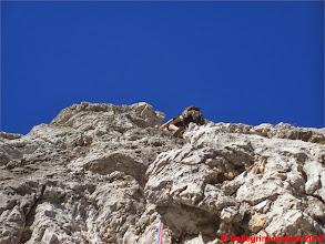 Photo: IMG_4220 Ivan sul sesto tiro della Via del Topo