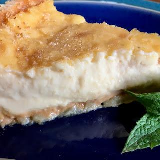 Dulce De Leche Custard Tart Recipe