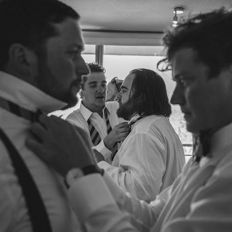 Fotógrafo de bodas Nilso Tabare (Tabare). Foto del 16.10.2017