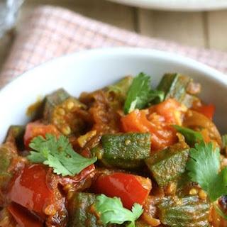Okra & Tomato Curry