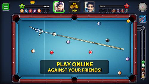 Screenshot 1 8 Ball Pool 4.1.0 APK MOD