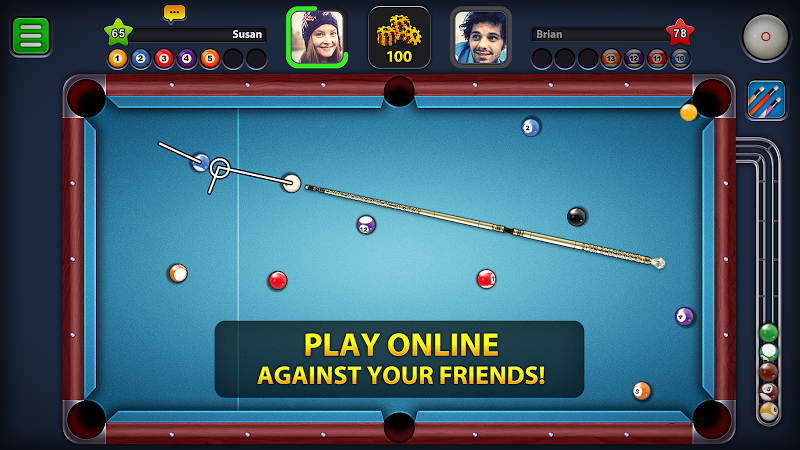 8 Ball Pool Screenshot 0
