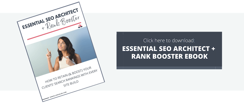 SEO Rank Booster Ebook