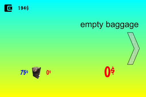baggage bidder 1.3.3 screenshots 5