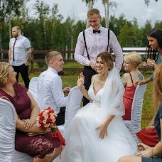 Svatební fotograf Danila Danilov (DanilaDanilov). Fotografie z 29.08.2018