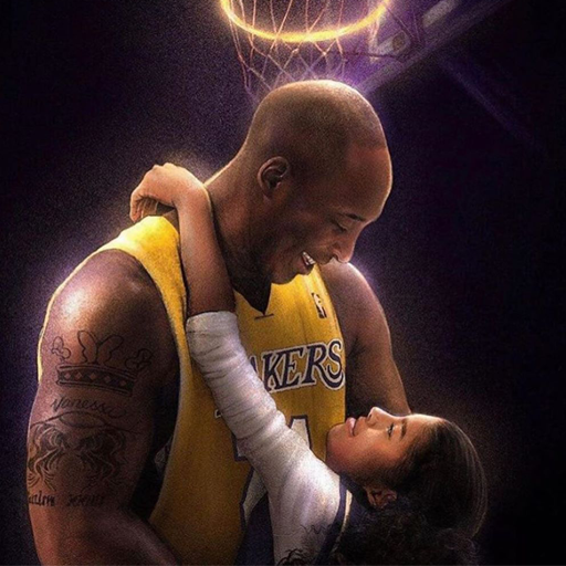 Kobe Bryant And Gianna Wallpapers Rip Legend Apps On Google Play