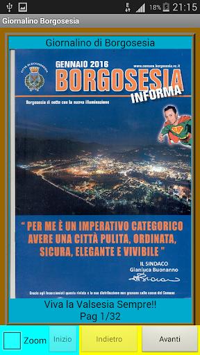#GB Giornalino - Borgosesia 2.10.77.1 screenshots 2