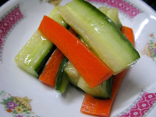 chinese pickle cantonese recipe