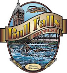 Logo for Bull Falls Brewery
