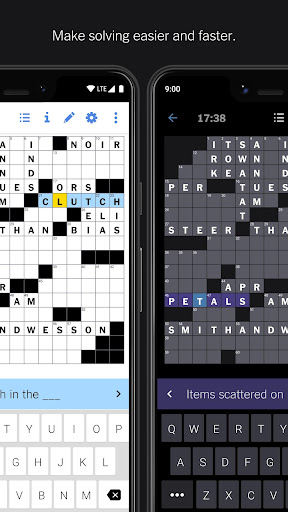 NYTimes - Crossword  screenshots 3