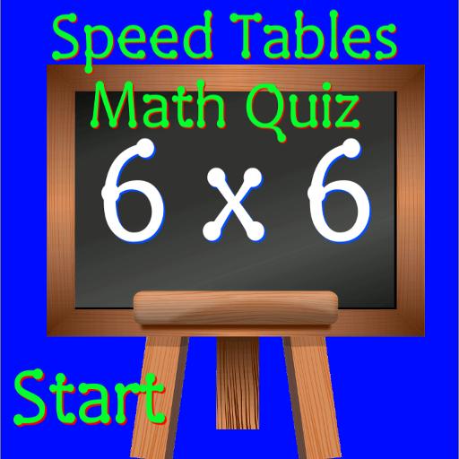 Speed Tables Math Quiz - Aplicaciones en Google Play