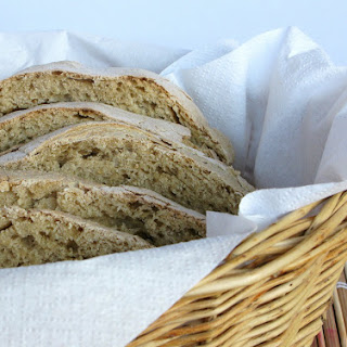 Wheat and Rye Bread.