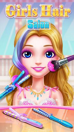 Girls Hair Salon 1.1.3163 screenshots 1